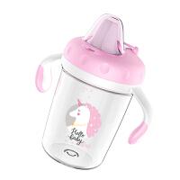 喝水杯子饮水杯 宝宝水杯鸭嘴杯幼儿园学饮杯婴儿