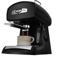 咖啡机家用意式半自动蒸汽式商用煮咖啡壶