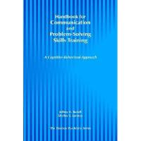 【预订】Handbook For Communication And Problem-Solving