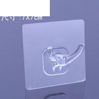 吸盘挂钩吸壁式浴室强力真空无痕挂钩厨房卫生间免打孔