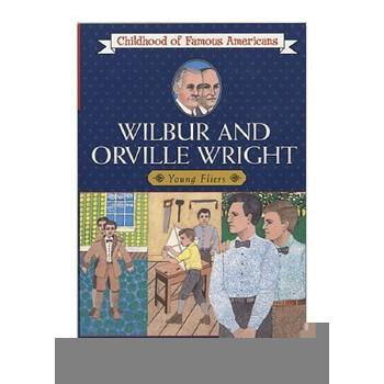 【预订】Wilbur and Orville Wright: Young Fliers 预订商品,需要1-3个月发货,非质量问题不接受退换货。