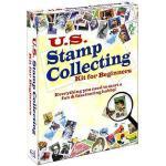 【预订】U.S. Stamp Collecting Kit for Beginners [With