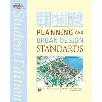 【预订】Planning And Urban Design Standards, Student