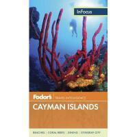 【预订】Fodor's in Focus Cayman Islands