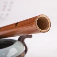 笛子初学者零基础竹笛入门乐器儿童学生横笛素色短笛