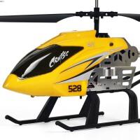 遥控飞机直升机充电儿童玩具男孩摇控超大航模飞行器无人机 超大耐摔升级版黄色 收藏加购优先发货