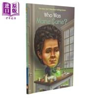 【中商原版】谁是居里夫人 Who Was Marie Curie 儿童科普文学 中小学生读物 英文原版 7-12岁 Wh