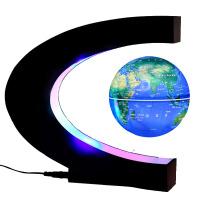 磁悬浮地球仪工艺品装饰办公桌摆件摆设礼品生日个性书房家居