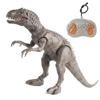新品恐龙玩具仿真走路动物遥控帝王暴龙儿童玩具