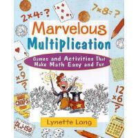 【预订】Marvelous Multiplication: Games And Activities That