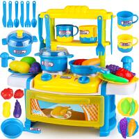 儿童玩具3-6周岁7岁女宝宝小女孩厨房煮饭做饭套装儿童礼物8-10岁