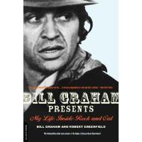 【预订】Bill Graham Presents: My Life Inside Rock and Out