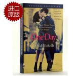 【现货】英文原版 One Day  一天  安妮海瑟薇主演 电影版封皮 英国国家图书奖获奖作品