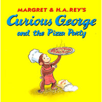 Curious George and the Pizza Party ISBN 9780547232157