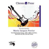【预订】Marie-Jacques Perrier