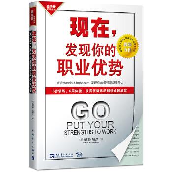 现在,发现你的职业优势:在线优势测评,打造团队和个人核心竞争力(团购,请致电010-57993149)(畅销书《现在,发现你的优势》作者全新力作)