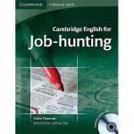 【预订】Cambridge English for Job-Hunting [With 2 CDs]