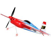 滑翔机 四通道特技9117遥控飞机大型固定翼航模型玩 图色
