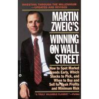 【预订】Martin Zweig Winning on Wall Street