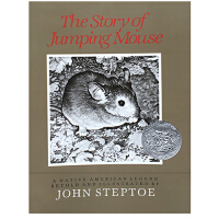 跳跳鼠的故事 The Story of Jumping Mouse 英文绘本凯迪克大奖本