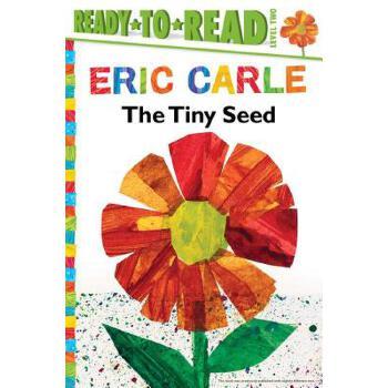 【预订】The Tiny Seed 预订商品,需要1-3个月发货,非质量问题不接受退换货。