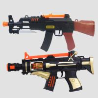 儿童玩具枪声光音乐枪AK47模型男孩玩具小孩宝宝礼物枪儿童节礼物