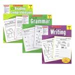 【一年级3册】学乐成功系列 Scholastic Success Grade 1 Writing/Reading Co