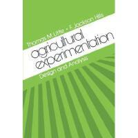 【预订】Agricultural Experimentation: Design And Analysis