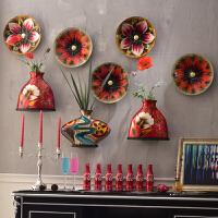 墙上装饰品 墙饰立体田园创意家居客厅墙面装饰咖啡厅壁挂饰壁饰