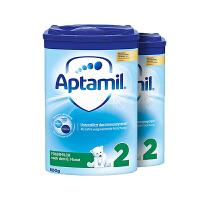 原装进口 保税仓发货 Aptamil 德国 爱他美 奶粉 2段 6-10个月 800g正品保障