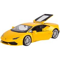 仿真汽车模型礼盒威利兰博基尼Huracan合金车模 1:24