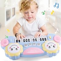 男孩女孩0-1-3岁礼物婴幼儿童电子琴玩具宝宝早教音乐小钢琴