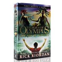 英文原版 Heroes of Olympus book 2 The Son of Neptune 波西杰克逊奥林匹斯英