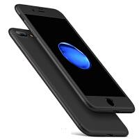苹果6/7/8/PLUS全包防摔手机壳6S手机套6SP保护套7P全包防摔8P硬壳多颜色iphone保护壳送钢化膜