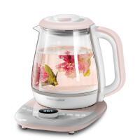荣事达养生壶家用玻璃电全自动加厚煮茶壶煮茶器多功能养身烧水壶YSH5008