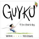 【全新直发】GUYKU: A Year of Haiku for Boys Bob Raczka,Peter H. R