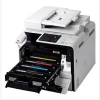 佳能(Canon) iC MF8250Cn 彩色激光网络一体机 (打印 复印 扫描 传真 有线网络 双面)佳能MF82
