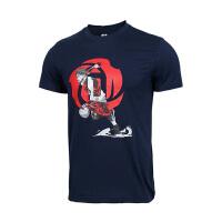 adidas/阿迪达斯男款2019春季新款罗斯篮球宽松T恤衫T恤DU6297