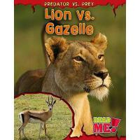 【预订】Lion vs. Gazelle