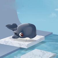 宝宝洗澡玩具男孩女孩洗澡玩具儿童玩水戏水鲸鱼海豚