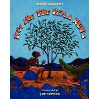 【预订】Koi and the Kola Nuts: A Tale from Liberia