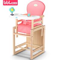 吃饭餐桌椅子小孩座椅婴儿餐椅儿童餐椅实木宝宝餐椅
