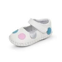 婴儿鞋子学步鞋春秋女宝宝公主鞋