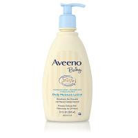 原装进口 Aveeno Baby 美国艾维诺天然燕麦全天候舒缓润肤乳液 354ml