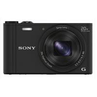 索尼 DSC-WX350 数码相机/照相机 20倍光学变焦/长焦相机/Wi-Fi操控镜头