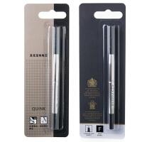派克笔芯正品细F/0.5粗M/0.7派克系列宝珠笔专用派克签字笔替换芯