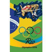 【预订】Rio De Janeiro Olympics 2016: Rio Olympic 2016 journal,