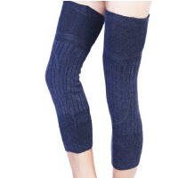 羊绒护膝保暖老寒腿关节炎男女羊毛冬季自发热老年人加厚加长膝盖