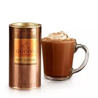 歌帝梵 美国高迪瓦GODIVA歌帝梵牛奶巧克力可可粉 巧克力粉 罐装冲饮372g