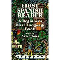 【预订】First Spanish Reader First Spanish Reader: A